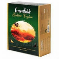 GREENFIELD Kenyan Sunrise Чай, 100 пак.