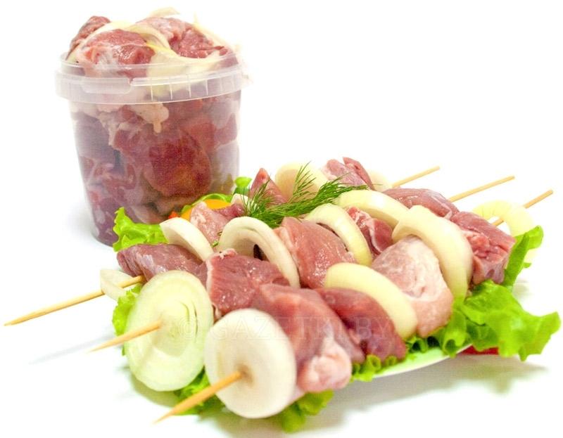 Маринад шашлык из свинины