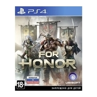 For Honor PS4