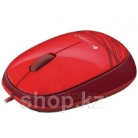Мышь Logitech M105, Red, USB