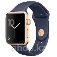 Смарт-часы Apple Watch Series 2, Gold-Blue