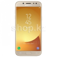 Смартфон Samsung Galaxy J5 (2017), 16Gb, Gold (SM-J530F)
