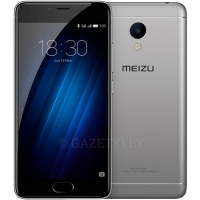 Смартфон Meizu M3s 16GB, Gray