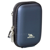 Чехол для фотоаппарата Riva 7022 PU Digital Case, Dark Blue