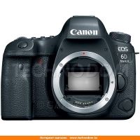 Цифр. фотоаппарат Canon EOS 6D Mark II Body