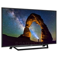 "Телевизор Sony SmartTV LED 48"" (121см) (KDL48WD653) черный"