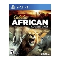 Cabela's African Adventures PS4