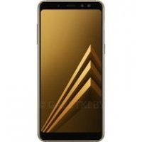 Смартфон Samsung Galaxy A8+ Gold