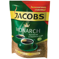 Кофе JACOBS MONARCH 75 г