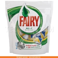 P&G FAIRY All in1 д/АвтПосМаш39шт
