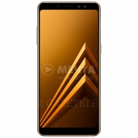 Телефон сотовый SAMSUNG SM A 730 Galaxy A8 Plus FZDDS (gold)