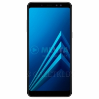 Телефон сотовый SAMSUNG SM A 730 Galaxy A8 plus FZKDS (black)