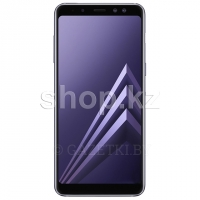 Смартфон Samsung Galaxy A8 (2018), 32Gb, Gray (SM-A530F)