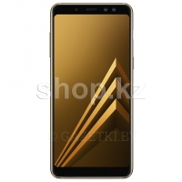 Смартфон Samsung Galaxy A8+ (2018), 32Gb, Gold (SM-A730F)