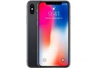Смартфон Apple iPhone X 64 Гб, Space Gray