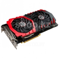 Видеокарта PCI-E 6144Mb MSI GTX 1060 Gaming X, GeForce GTX1060
