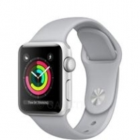 Cмарт часы Apple Watch Series 3 GPS MQKU2 38 mm Silver Aluminium