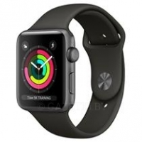 Cмарт часы Apple Watch Series 3 GPS MR362 42mm Space Grey Aluminium Case with Grey Sport Band