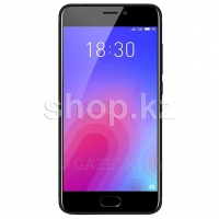 Смартфон Meizu M6, 32Gb, Black (M711H)