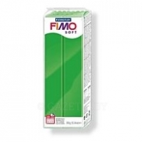 Staedtler Fimo soft (масса для лепки) tropical green 350 гр