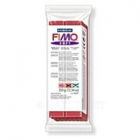 Staedtler Fimo soft (масса для лепки) indian red 350 гр
