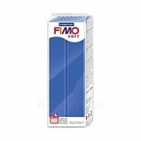 Staedtler Fimo soft (масса для лепки) brilliant blue 350 гр