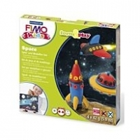 Staedtler Fimo kids (масса для лепки) Space