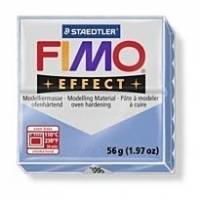 Staedtler Fimo effect (масса для лепки) agate blue 57 гр