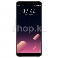 Смартфон Meizu M6s, 32Gb, Black (M712H)