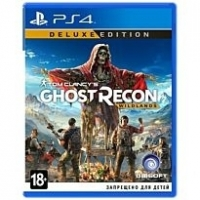 Tom Clancy's Ghost Recon Wildlands Deluxe PS4