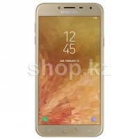 Смартфон Samsung Galaxy J4 (2018), 32Gb, Gold (SM-J400F)