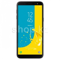 Смартфон Samsung Galaxy J6, 32Gb, Black (SM-J600F)