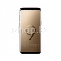 Смартфон Samsung Galaxy S9, 64Gb, Gold (SM-G960F)