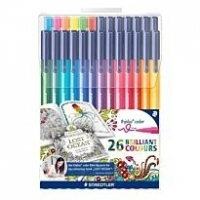 Staedtler Фломастеры Triplus color 26 шт.