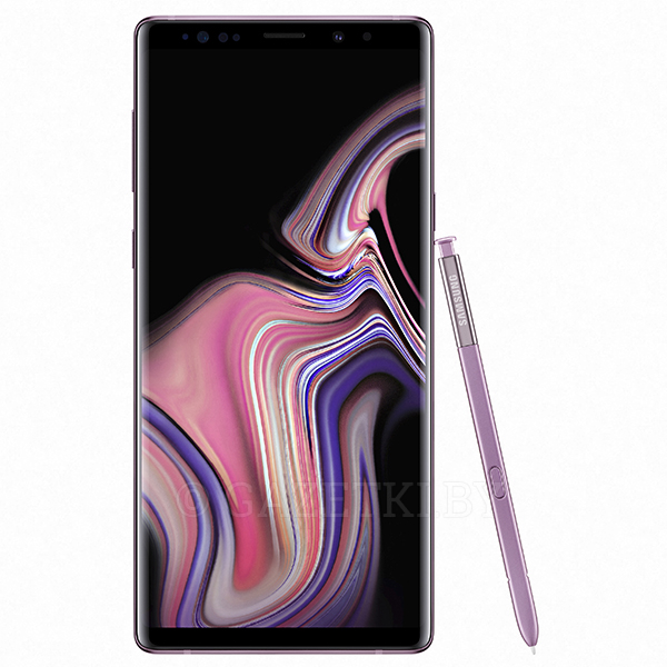 Смартфон Samsung Galaxy Note 9 LTE (Lilac Purple)