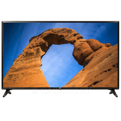 "Телевизор LG 49"" 49LK5910PLC LED FHD Smart Black"