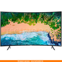 "Телевизор Samsung 65"" UE65NU7300UXCE LED UHD Smart Curved Black"