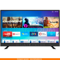 "Телевизор Skyworth 32"" 32E3 LED HD Smart Black"