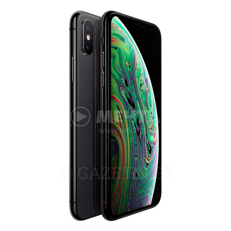 Телефон сотовый APPLE iPhone XS Max 64GB (Space grey)