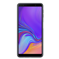 Смартфон Samsung Galaxy A7 2018, Black
