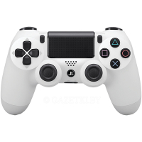 Джойстик Sony PS4 Dualshock Cont Glacier White v2/RUS (CUH-ZCT2E) (White)