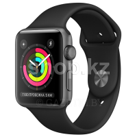 Смарт-часы Apple Watch Series 3, 42mm, Space Gray-Black