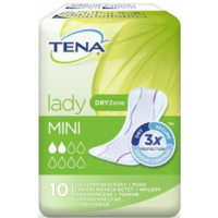 Tena Lady mini №10 прокладки урол.