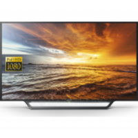 "Телевизор Sony SmartTV LED 40"" (102см) (KDL40WD653) черный"