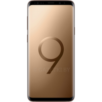 Смартфон Samsung Galaxy S9 Plus, золотой