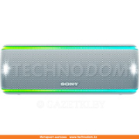 Колонки Bluetooth Sony SRS-XB31W, White
