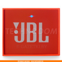 Колонки Bluetooth JBL Go, Orange (JBLGOORG)