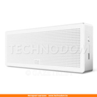 Колонки Bluetooth Xiaomi Mi Speaker Square Box, White (FXR4017CN)