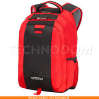 "Рюкзак для ноутбука 15.6"" AT Urban Groove 3, 27L, Black/Red, полиэстер"