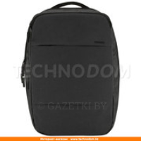 "Рюкзак для ноутбука 15.6"" Incase City, Black, полиэстер (INCO100146-BLK)"